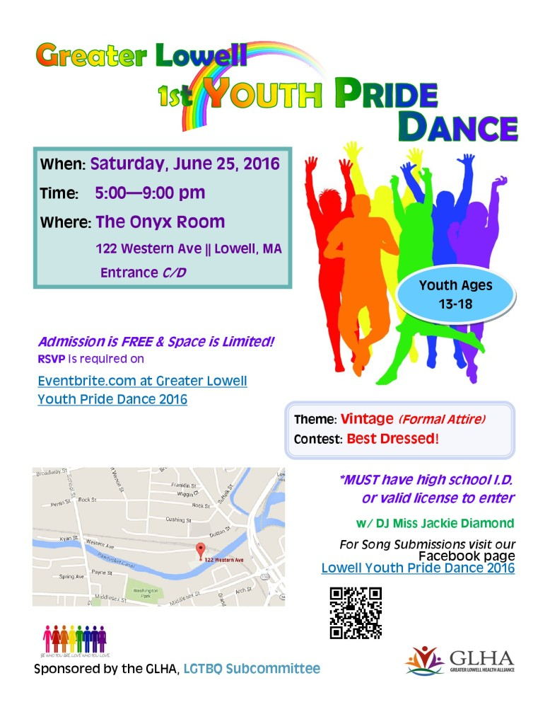 PRIDE Youth Dance